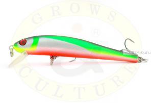 Воблер Grows Culture Tarnado 85F 85 мм/ 8 гр/заглубление: 0,8 - 1,5 м/ цвет: Q10