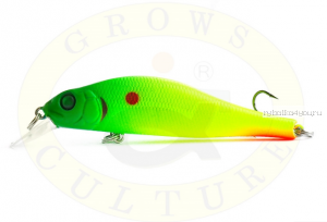 Воблер Grows Culture Swim Bait 80F 80 мм/ 6 гр/заглубление: 0,5 - 1,2 м/ цвет: Q5
