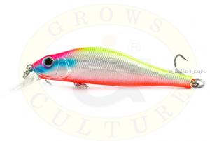Воблер Grows Culture Swim Bait 80F 80 мм/ 6 гр/заглубление: 0,5 - 1,2 м/ цвет: Q7