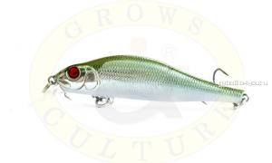 Воблер Grows Culture Swim Bait 80F 80 мм/ 6 гр/заглубление: 0,5 - 1,2 м/ цвет: Q12