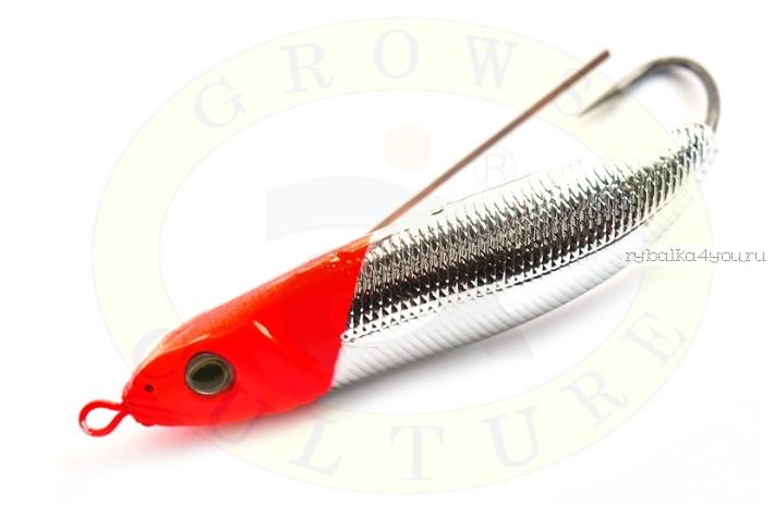 Купить Блесна незацепляйка Grows Culture Minnow Spoon 6019 60мм / 10 гр заглубление: 0,1 - 0,5м/ цвет: 002