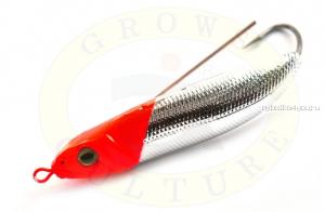 Блесна незацепляйка Grows Culture Minnow Spoon 6019 60мм / 10 гр / заглубление: 0,1 - 0,5м/ цвет: 002