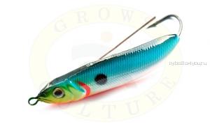 Блесна незацепляйка Grows Culture Minnow Spoon 6019 70мм / 14 гр / заглубление: 0,1 - 0,5м/ цвет: 012
