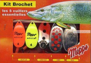Набор Mepps Aglia Kit BROCHET