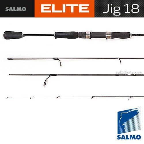 Спиннинг Salmo Elite JIG 18 2.32м / тест до 5-18г