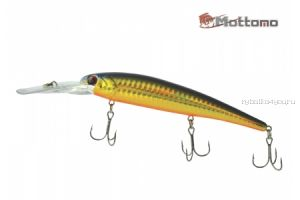 Воблер Mottomo Catcher 120F 20g Gold Black