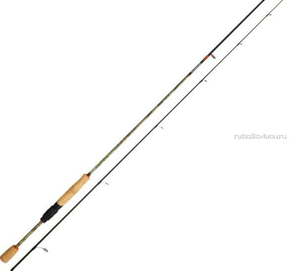 Купить Cпиннинг Garbolino Sprint ULC 210 2,10 м / тест 0,5 - 5 гр