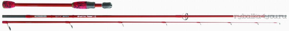 Купить Спиннинг Garbolino GHETTO RIDER 2.2м / тест 1/7г