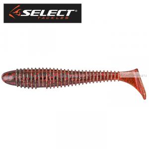 "Приманка Select Fatfish 3.8"" цвет:888 / 95 мм/упаковка 5 шт"