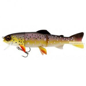 Свимбэйт Kuusamo Tommy the Trout 250мм/ 140гр / цвет:  Low Fl. Brook