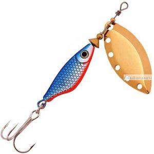 Блесна Extreme Fishing Absolute Addiction №1 / 6 гр / цвет:  S/G