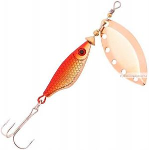Блесна Extreme Fishing Absolute Obsession №1 /  6 гр / цвет:  09 Cu/Red/Cu