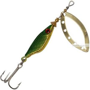 Блесна Extreme Fishing Absolute Obsession №1 /  6 гр / цвет:  10 G/Green/G