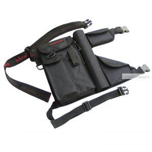 Stakan-7 IdeaFisher Пояс–держатель удилища + куча карманов
