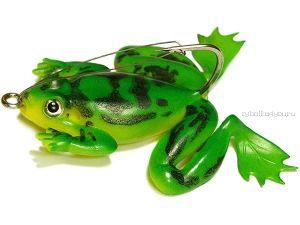Незацепляйка Kosadaka мягкая оснащ. тонущая Лягушка с лапами LF27 50мм/ 10гр / цвет: С74
