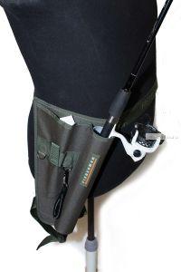 Поясная и нагрудная сумка Fisherman/ Артикул: Ф381  с тубусом