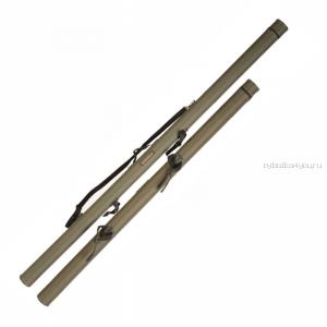 Чехол Fisherman для спиннинговых удилищ жесткий Ф175 ( 7,5х130) / длина 130 см /⌀  7,5 см